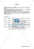 Abituraufgaben Bayern 2012: Vergleichende Analyse der Vertonungen des ?Dies irae? u.a. in Gregorianik und Romantik anhand von H. Berlioz ?Symphonie fantastique?. Mit Notationsaufgabe. Preview 1