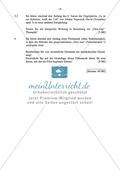 Abituraufgaben Bayern 2012: Vergleichende Analyse der Vertonungen des ?Dies irae? u.a. in Gregorianik und Romantik anhand von H. Berlioz ?Symphonie fantastique?. Mit Notationsaufgabe. Preview 5
