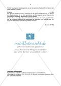 Abituraufgaben Bayern 2011: Anleitung zum Bau einer dreidimensionalen Modellskizze, Zeichnen verschiedener Gesamtmodelle mit schriftlichen Aufgaben; Beschreibung und Analyse von Picassos