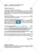 Abituraufgabe Bayern 2011:  Anleitung zum Bau einer dreidimensionalen Modellskizze, Zeichnen verschiedener Gesamtmodelle mit schriftlichen Aufgaben Preview 1