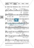Musik, Gestaltung, Form, Stil, Formmodelle, Blues, klassenmusizieren, Singen