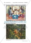 Paul Cézanne: Stillleben mit Äpfeln, Flasche und Stuhllehne / Paul Cézanne: Château Noir Preview 1