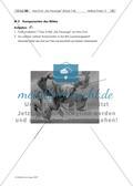 """Max Ernst: """"Der Hausengel"""" – Bildbetrachtung und praktische Umsetzung """"Fantasiewesen"""" (Klasse 7/8) Preview 12"""