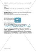"""Max Ernst: """"Der Hausengel"""" – Bildbetrachtung und praktische Umsetzung """"Fantasiewesen"""" (Klasse 7/8) Preview 18"""