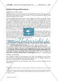 """Max Ernst: """"Der Hausengel"""" – Bildbetrachtung und praktische Umsetzung """"Fantasiewesen"""" (Klasse 7/8) Preview 2"""