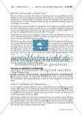 """Max Ernst: """"Der Hausengel"""" – Bildbetrachtung und praktische Umsetzung """"Fantasiewesen"""" (Klasse 7/8) Preview 3"""