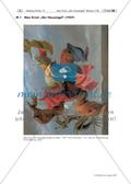 """Max Ernst: """"Der Hausengel"""" – Bildbetrachtung und praktische Umsetzung """"Fantasiewesen"""" (Klasse 7/8) Preview 7"""