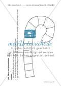 """Max Ernst: """"Der Hausengel"""" – Bildbetrachtung und praktische Umsetzung """"Fantasiewesen"""" (Klasse 7/8) Preview 9"""