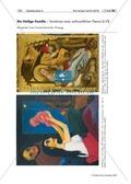 Kunst, künstlerische Strategien, Material, Bildhaft gestalten und ausdrücken, Papiere und Pappen, Farben und Stifte, farbliches gestalten