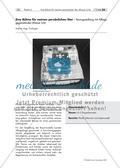 EineBühnefürmeinenpersönlichenStar – Raumgestaltung mit Alltagsgegenständen (Klasse 5/6) Preview 1