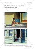 Bildkomposition nach dem Vorbild von Edward Hopper Preview 1