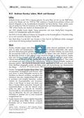 """Kunst, Grundlegende Erfahrungsbereiche der Jugendlichen, Künstlerinnen und Künstler, Räume und Perspektiven einer veränderten Welterfahrung, Künstler zu """"Räume und Persepektiven einer veränderten Welterfahrung"""", Caspar David Friedrich, fotografieren, andreas gursky, malen"""