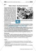 Global Player als Arbeitgeber: Arbeitsmaterial mit Erläuterungen Preview 3