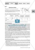 Simulation einer WTO-Ministerkonferenz: Konfliktfeld Baumwollhandel. Arbeitsmaterial mit Erläuterungen Preview 9