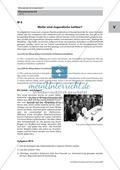 Erwachsenwerden: Rechts- und Geschäftsfähigkeit, Haftbarkeit und Jugendschutz. Arbeitsmaterial mit Erläuterungen Preview 2