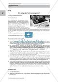 Erwachsenwerden: Rechts- und Geschäftsfähigkeit, Haftbarkeit und Jugendschutz. Arbeitsmaterial mit Erläuterungen Preview 5