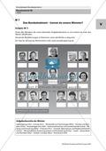 Überblick über das Bundeskabinett und ABC zur Bundesregierung: Arbeitsmaterial mit Erläuterungen Preview 1