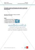 Vollständige Abituraufgabe, Baden-Württemberg, 2014: Fragen zum Roman