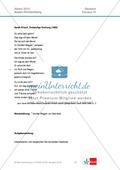 Abitur Baden-Württemberg 2013: Interpretation und Vergleich zweier Gedichte Preview 2