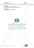 Abitur Baden-Württemberg 2009: Gedichtsinterpretation und Gedichtsvergleich Preview 2