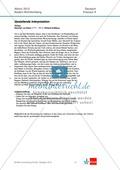 Abitur Baden-Württemberg 2012: Gestaltende Interpretation zu Kleists