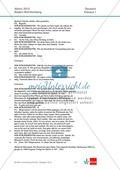 Abitur Baden-Württemberg 2012: Analyse und Interpretation literarischer Texte: