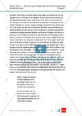 Abituraufgaben Niedersachsen 2012: Klausur I (grundlegendes Anforderungsniveau) - Beschreibung und Interpretation von Joseph von Eichendorffs Novelle