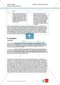 Abituraufgaben Baden-Württemberg 2009: Textaufgaben zu einem Artikel über Immigration in Großbritannien  + Lösungen. Preview 10