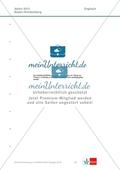 Abituraufgaben Baden-Württemberg 2013: Übersetzung + Aufgabenteil zu einem Auszug aus