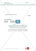 Abituraufgaben Baden-Württemberg 2013: Ausschnitt aus