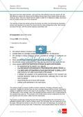 Abituraufgaben Baden-Württemberg 2013: Composition: letter / comment + Lösungen. Preview 2