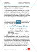 Abituraufgaben Niedersachsen 2011: Klausur I mit erhöhtem Anforderungsniveau - Textanalyse eines Auszugs aus