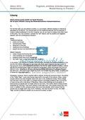 Abituraufgaben Niedersachsen 2010: Klausur 1 mit erhöhtem Anforderungsniveau - Aufgaben zur Textanalyse eines Textes über Irland + Lösung. Preview 4