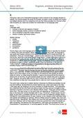 Abituraufgaben Niedersachsen 2010: Klausur 1 mit erhöhtem Anforderungsniveau - Aufgaben zur Textanalyse eines Textes über Irland + Lösung. Preview 5