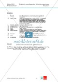 Abituraufgaben Niedersachsen 2010: Aufgabenstellung und Material zu Klausur I mit grundlegendem Anforderungsniveau zu