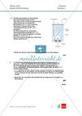 Abituraufgaben Baden-Württemberg 2012-I:Erschließen von Eigenschaften der Benzoesäure.Mit Arbeitsmaterial und Lösungen. Preview 2