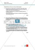 Abituraufgaben Baden-Württemberg 2012-IV:Erschließen von elektrochemischen Vorgängen am Beispielk der Metalle Silber und Zink.Mit Arbeitsmaterial und Lösungen. Preview 1