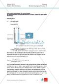 Abituraufgaben Baden-Württemberg 2012-IV:Erschließen von elektrochemischen Vorgängen am Beispielk der Metalle Silber und Zink.Mit Arbeitsmaterial und Lösungen. Preview 3