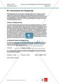 Abituraufgaben NIedersachsen 2012gA-I:Erschließen von Aspekten des Biogases.Mit Arbeitsmaterial und Lösungen. Preview 2