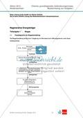 Abituraufgaben NIedersachsen 2012gA-I:Erschließen von Aspekten des Biogases.Mit Arbeitsmaterial und Lösungen. Preview 4