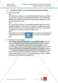 Abituraufgaben NIedersachsen 2012gA-I:Erschließen von Aspekten des Biogases.Mit Arbeitsmaterial und Lösungen. Preview 6