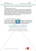 Abituraufgaben Baden-Württemberg 2013-III: Erschließen neurobiologischer Vorgänge an einer Synapse am Beispiel Lernen und Alzheimer.Mit Arbeitsmaterial und Lösungen. Preview 5