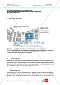 Abituraufgaben Baden-Württemberg 2013-IV:Erschließen von regulatorischen Vorgängen im menschlichen Körper am Beispiel der Eisenaufnahme und -speicherung mit Bezug zu genetischen Voraussetzungen.Mit Arbeitsmaterial und Lösungen. Preview 5