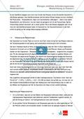 Abituraufgaben Niedersachsen eA-2011-I:Erschließen von stoffwechselphysiologischen,ökologischen und evolutionsbiologischen Aspekten am Beispiel der Seerose.Mit Arbeitsmaterial und Lösungen. Preview 11