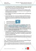 Abituraufgaben Niedersachsen eA-2011-I:Erschließen von stoffwechselphysiologischen,ökologischen und evolutionsbiologischen Aspekten am Beispiel der Seerose.Mit Arbeitsmaterial und Lösungen. Preview 12