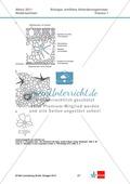 Abituraufgaben Niedersachsen eA-2011-I:Erschließen von stoffwechselphysiologischen,ökologischen und evolutionsbiologischen Aspekten am Beispiel der Seerose.Mit Arbeitsmaterial und Lösungen. Preview 3