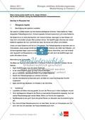 Abituraufgaben Niedersachsen eA-2011-I:Erschließen von stoffwechselphysiologischen,ökologischen und evolutionsbiologischen Aspekten am Beispiel der Seerose.Mit Arbeitsmaterial und Lösungen. Preview 8
