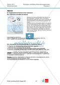 Abituraufgaben Niedersachsen eA-2011-I:Erschließen von ökologischen Aspekten der Seerose.Mit Arbeitsmaterial und Lösungen. Preview 2