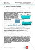 Abituraufgaben Niedersachsen eA-2011-I:Erschließen von ökologischen Aspekten der Seerose.Mit Arbeitsmaterial und Lösungen. Preview 7