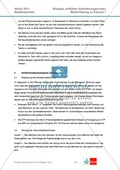 Abituraufgaben Niedersachsen eA-2011-I:Erschließen von ökologischen Aspekten der Seerose.Mit Arbeitsmaterial und Lösungen. Preview 9